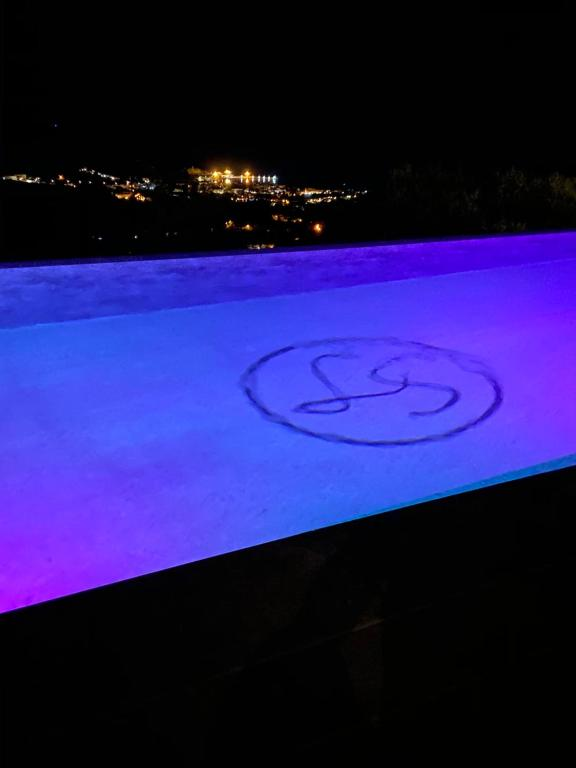The swimming pool at or near Hotel La Santa