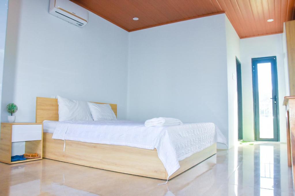 Phòng Giường Đôi với Ban công