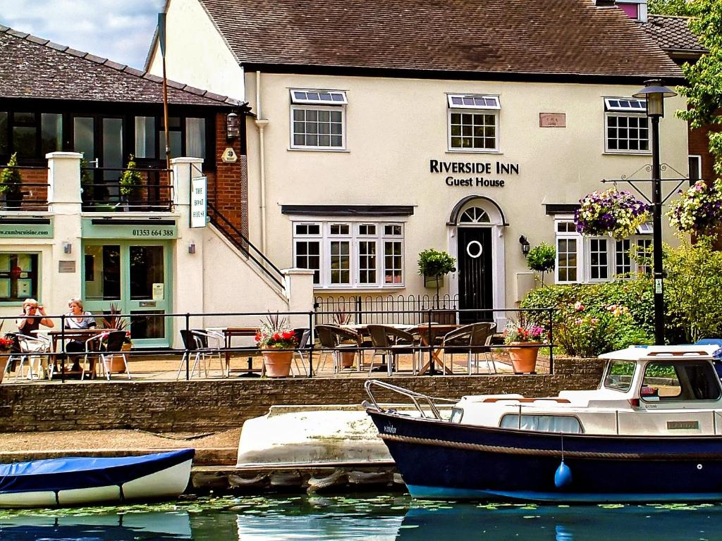 Riverside Inn Guest House in Ely, Cambridgeshire, England