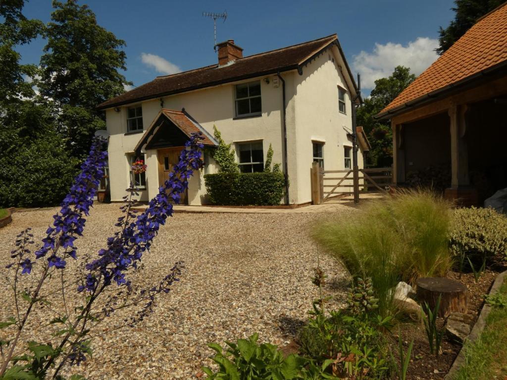 Pine Lodge Studio in Ipswich, Suffolk, England