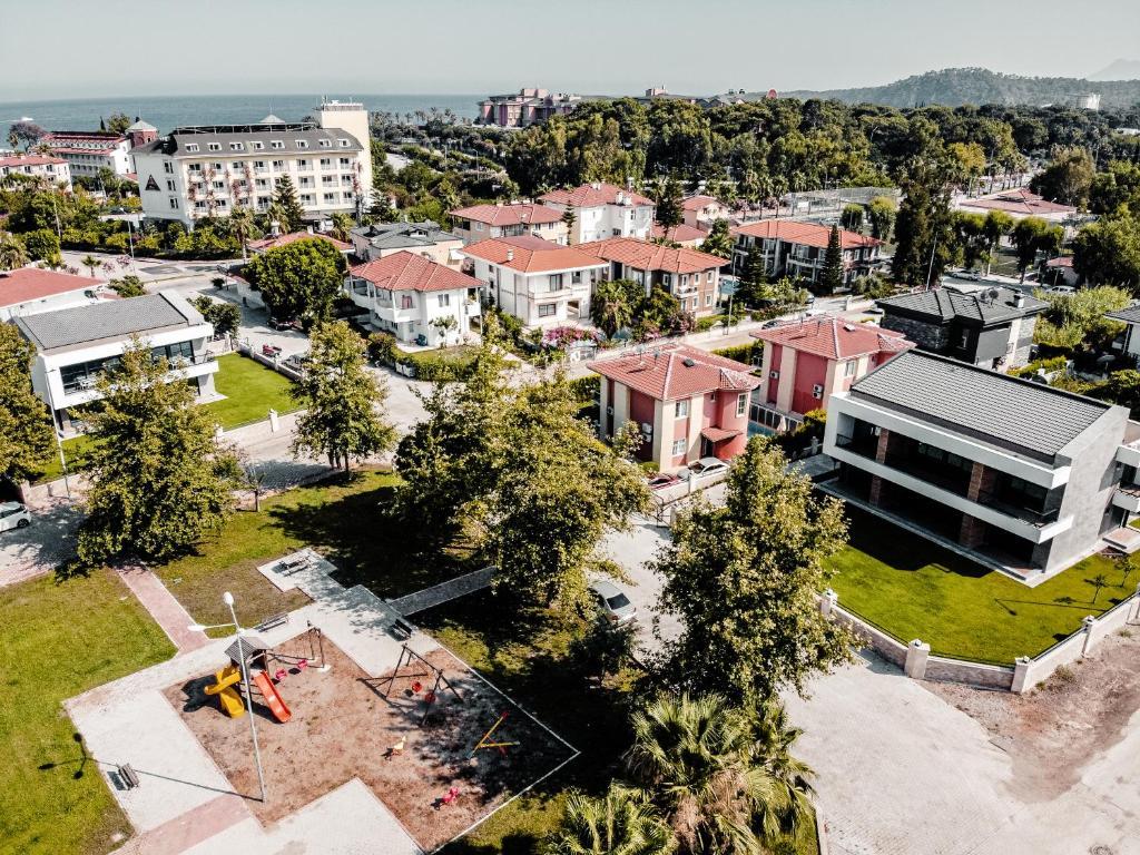 Camyuva Beach Hotel с высоты птичьего полета