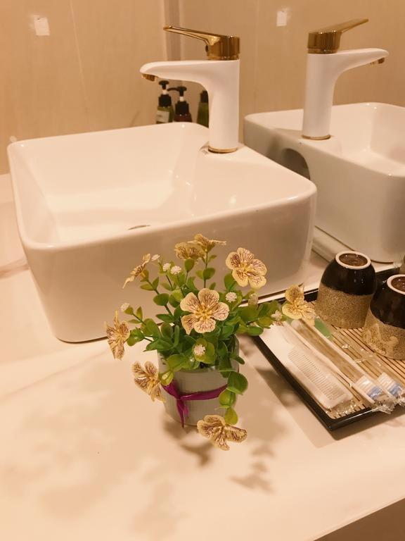 Phòng 4 người với phòng tắm