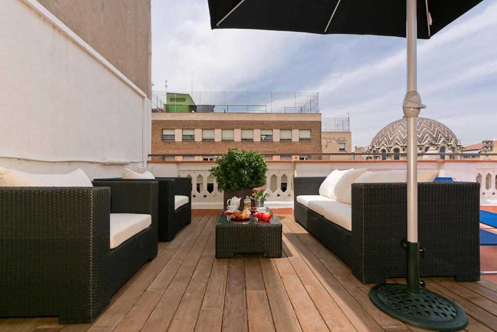 Rocamora Apartments