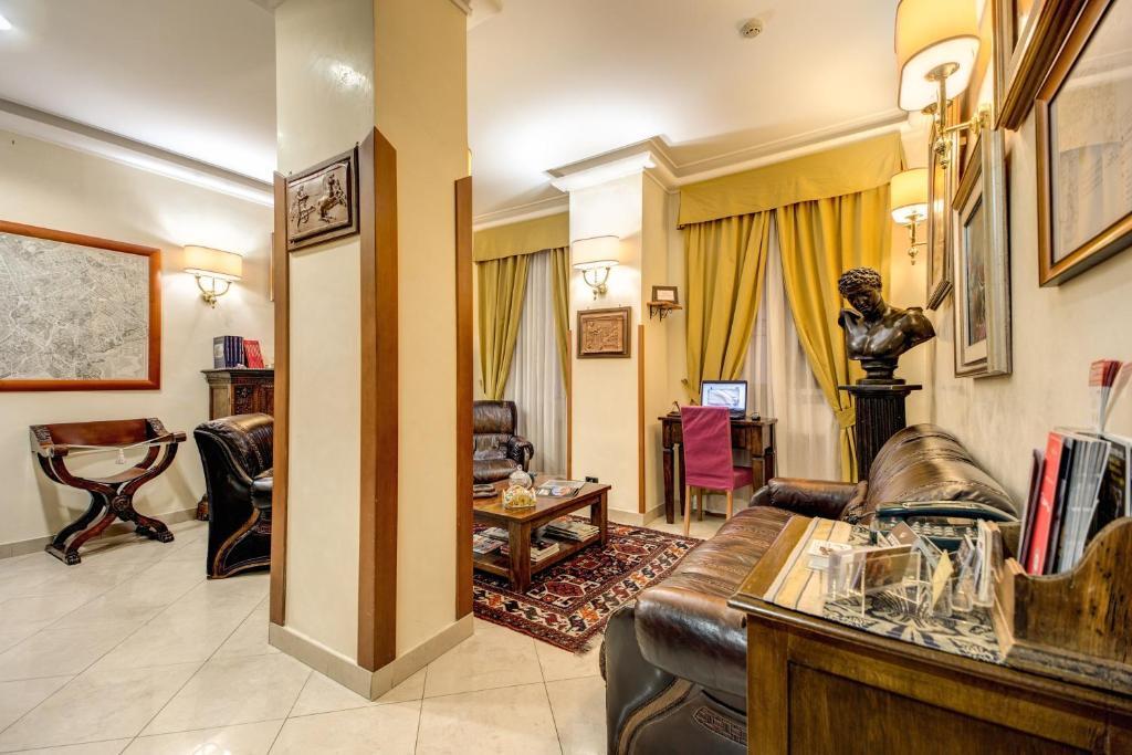 Predvorje ili recepcija u objektu Hotel Gea Di Vulcano