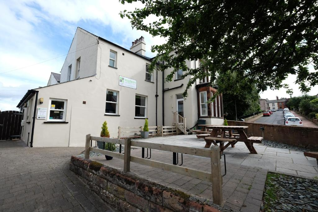 Wayfarers Independent Hostel in Penrith, Cumbria, England