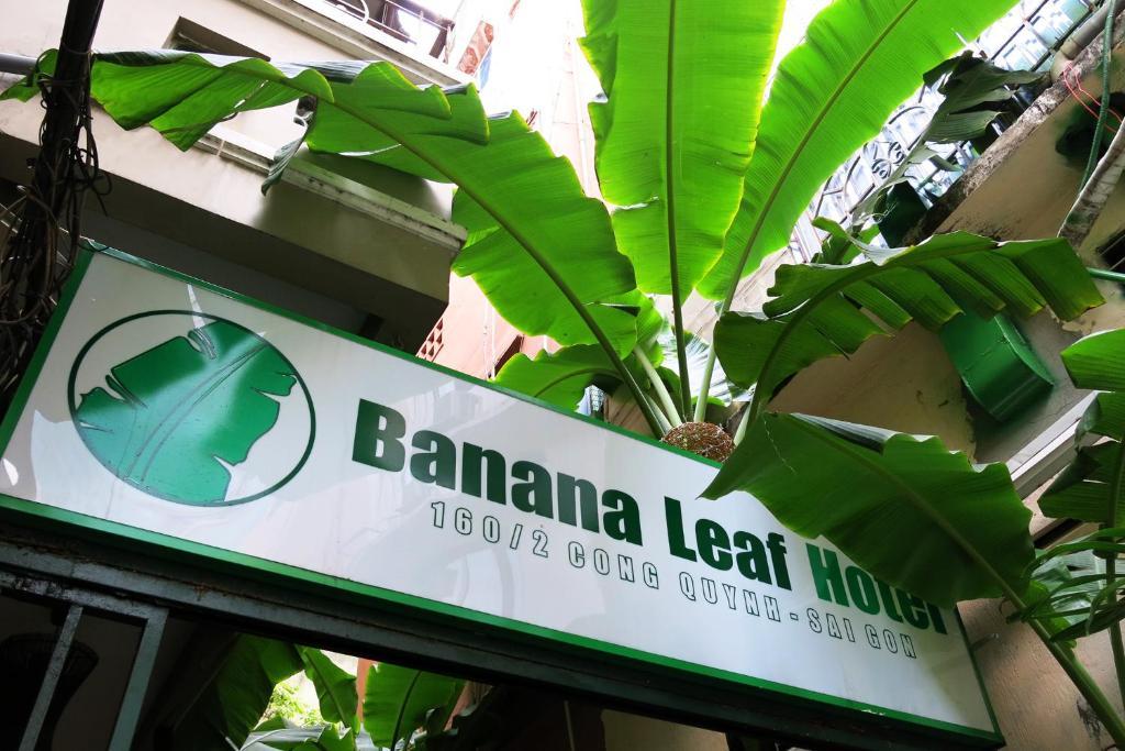 Khách sạn Banana Leaf