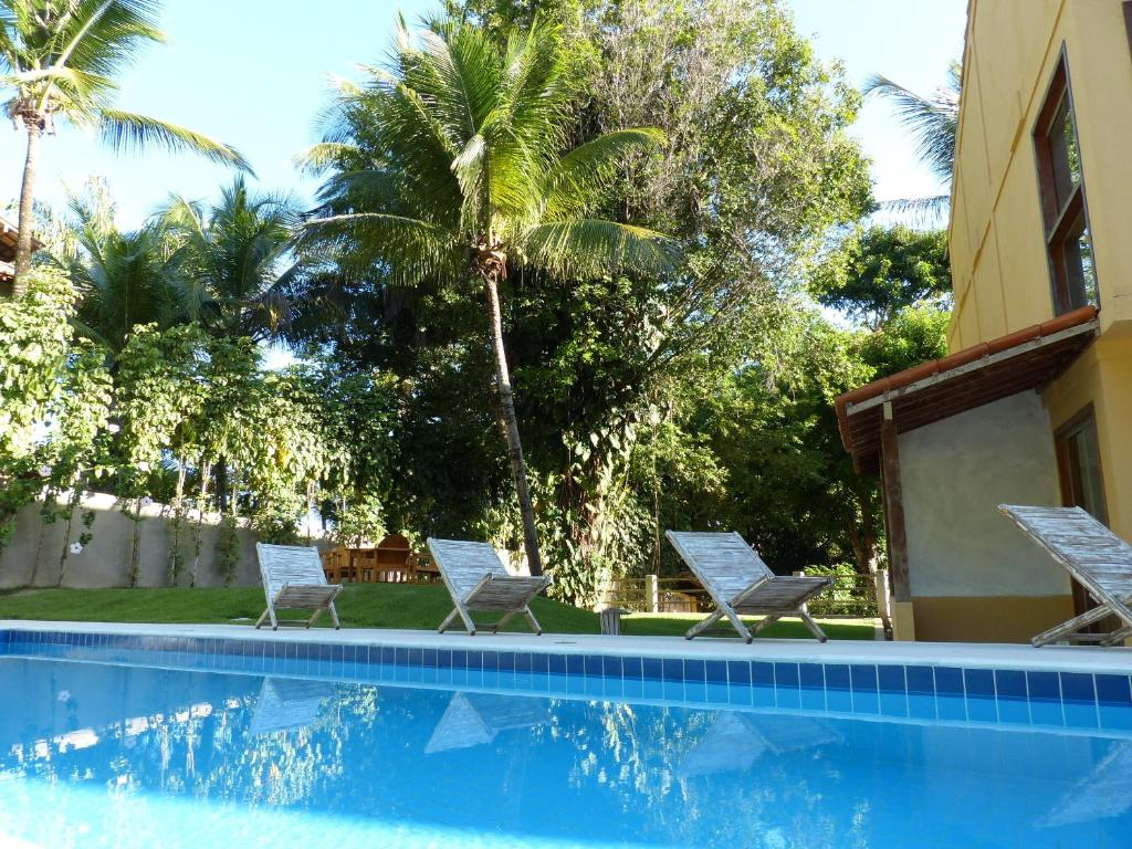 The swimming pool at or near Pangea Tropical Apart-Hotel