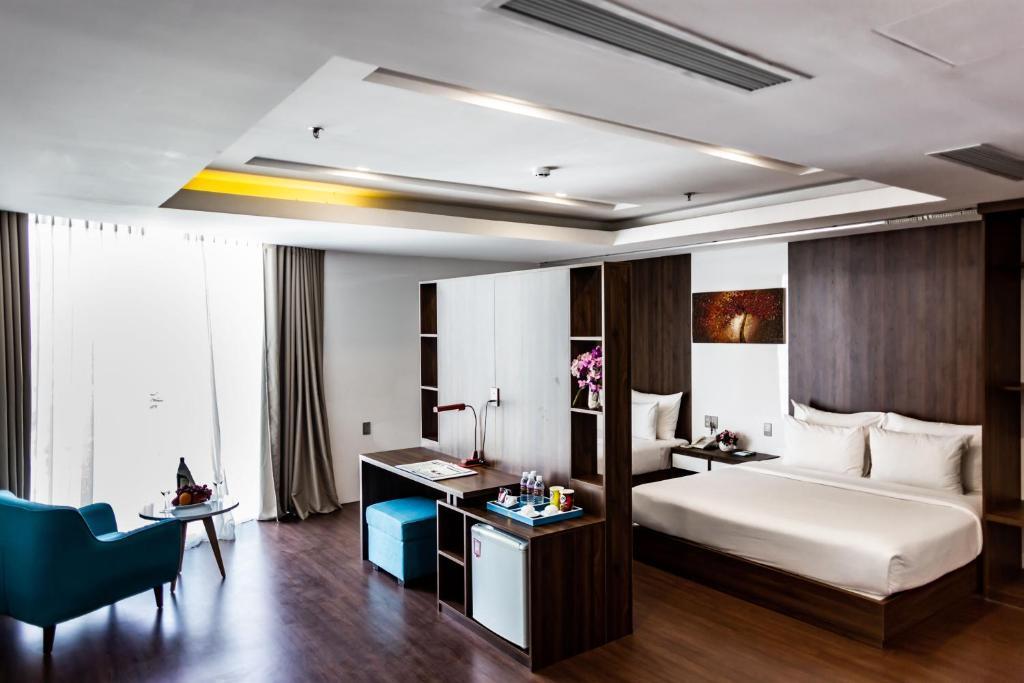 Suite 2 Phòng ngủ Nhìn ra Sông