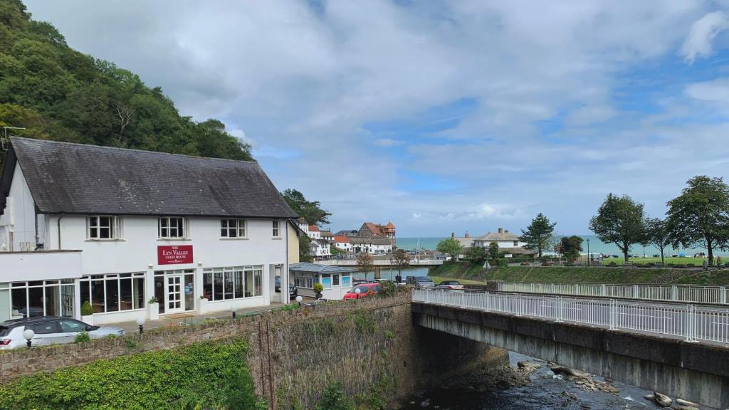 The Lyn Valley Hotel in Lynmouth, Devon, England