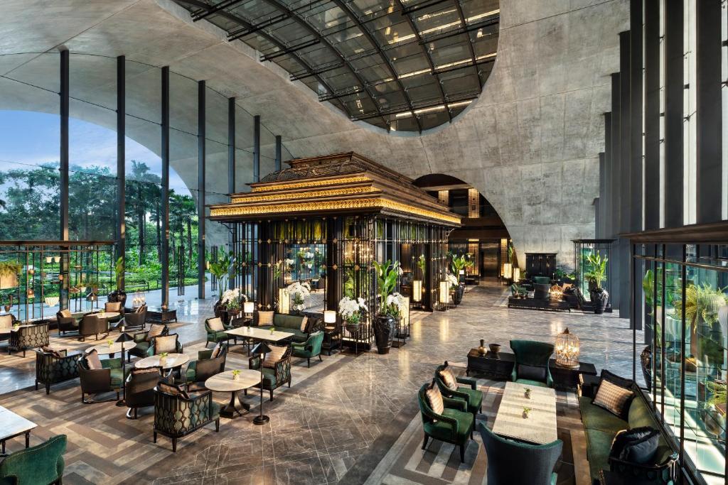 Sindhorn Kempinski Hotel Bangkok, Oktober 2020