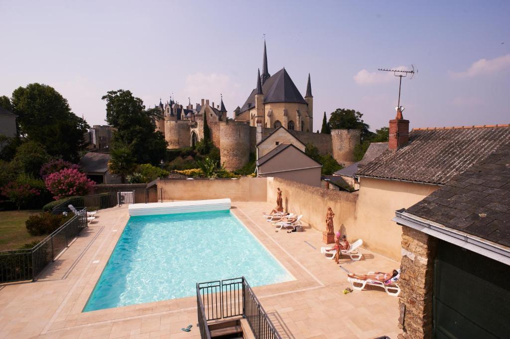 Hotel Spa Le Relais Du Bellay Montreuil Bellay Tarifs 2020