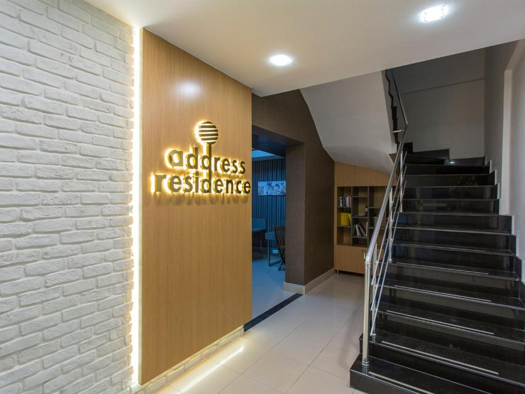 Address Residence Luxury Suite Hotel
