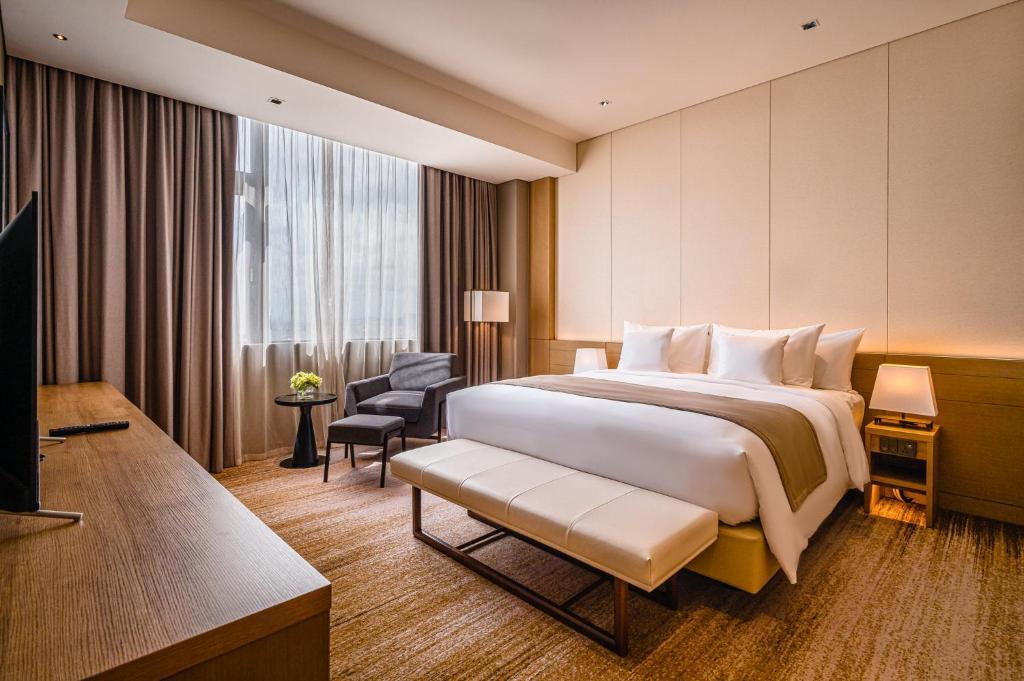 Phòng dạng Suite có Giường cỡ King