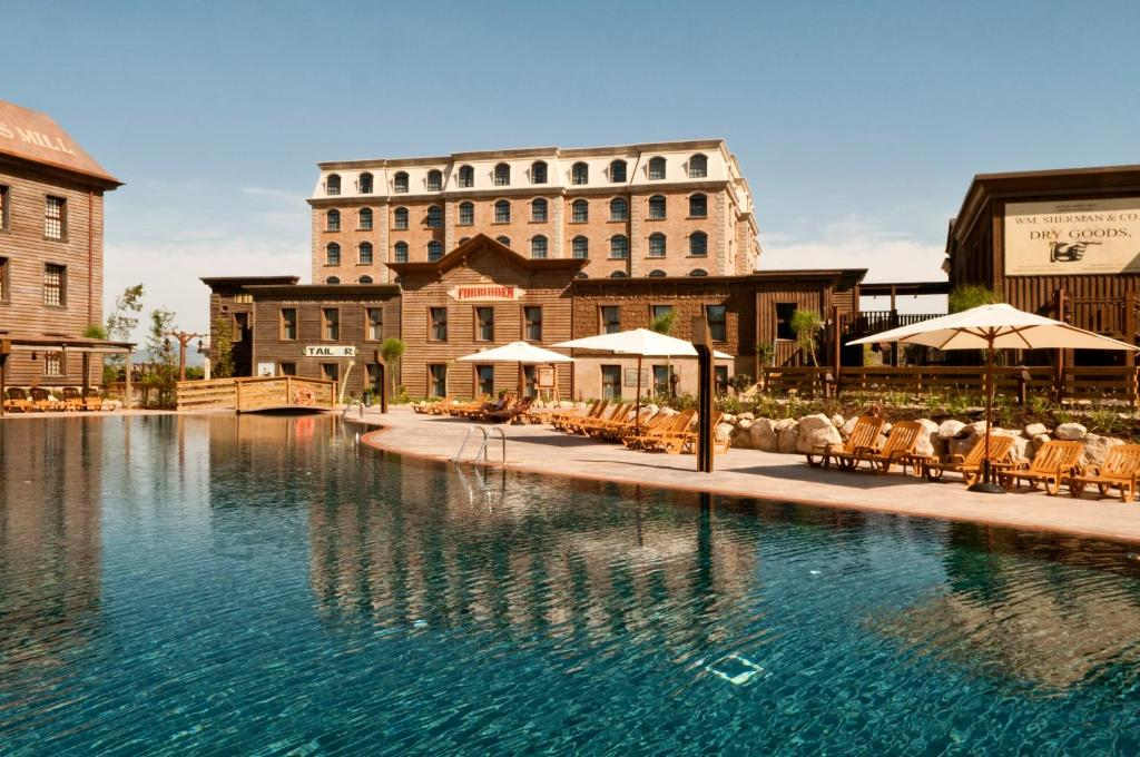 The swimming pool at or near PortAventura® Hotel Gold River - Includes PortAventura Park Tickets