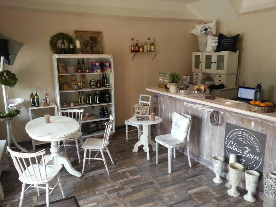 Lounge nebo bar v ubytování Patina House