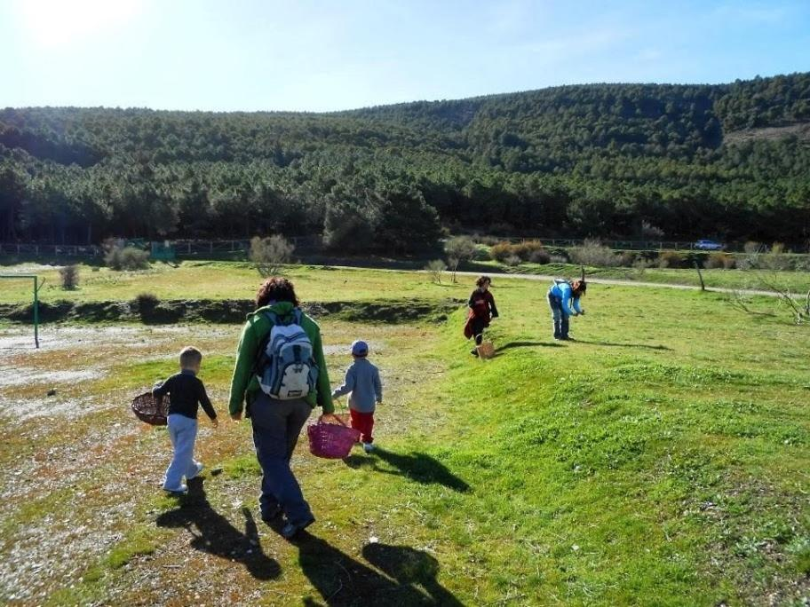 Ecoalbergue Aula de Naturaleza Paredes