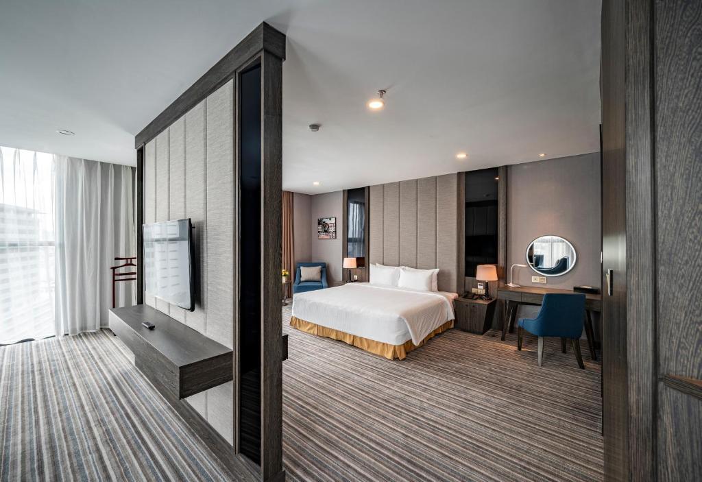 Muong Thanh Luxury Saigon Hotel