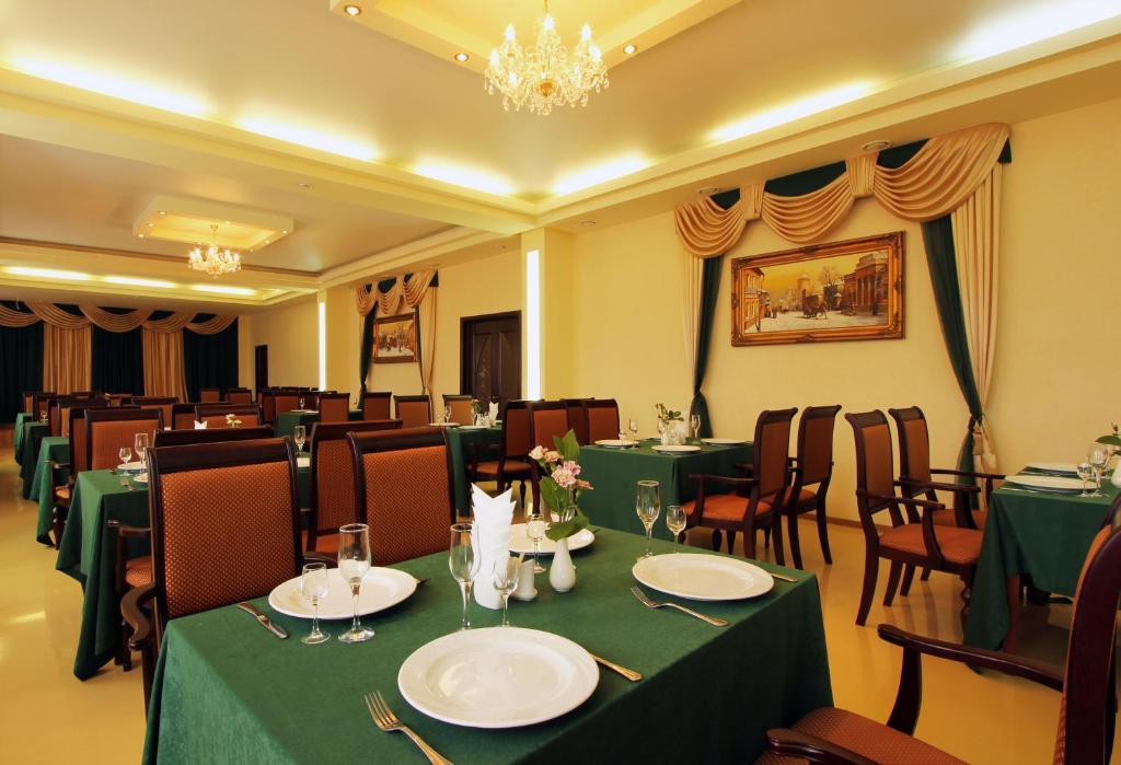 Ресторан / где поесть в Гостиница Воронеж