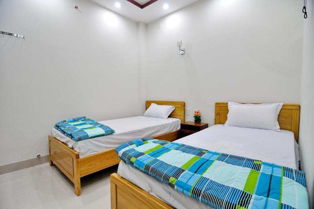 Phòng 2 Giường Đơn Hạng Bình dân