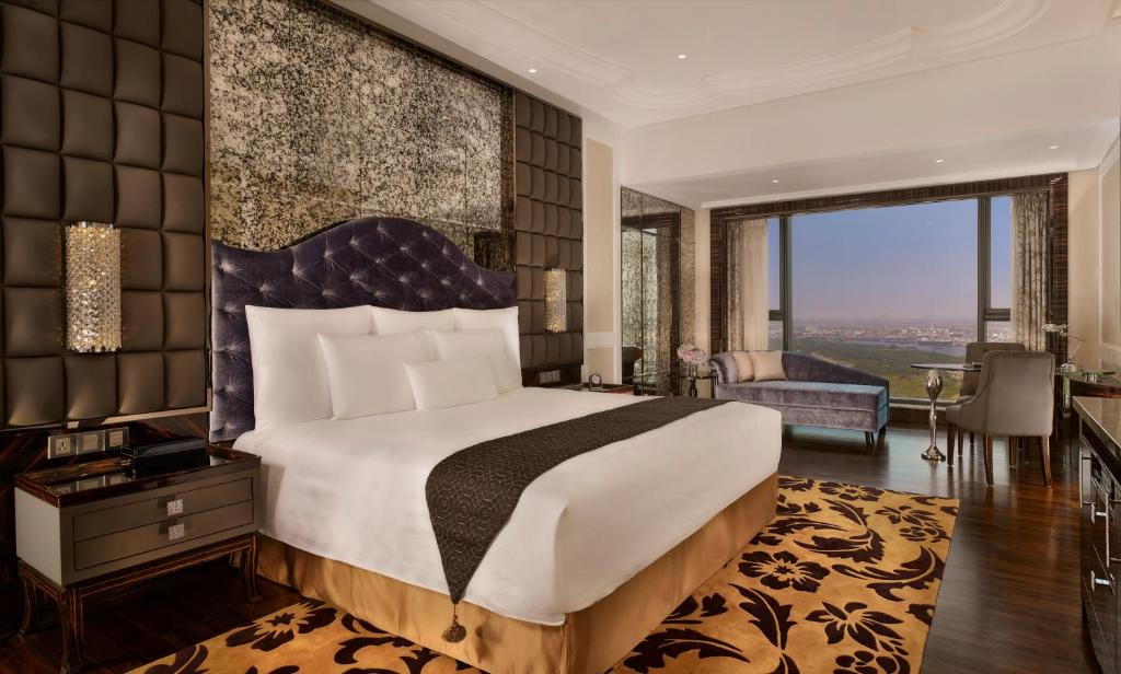 Phòng Deluxe Có Giường Cỡ King/2 Giường Đơn Với Tín Dụng Khách Sạn Hàng Ngày 100 USD/Người