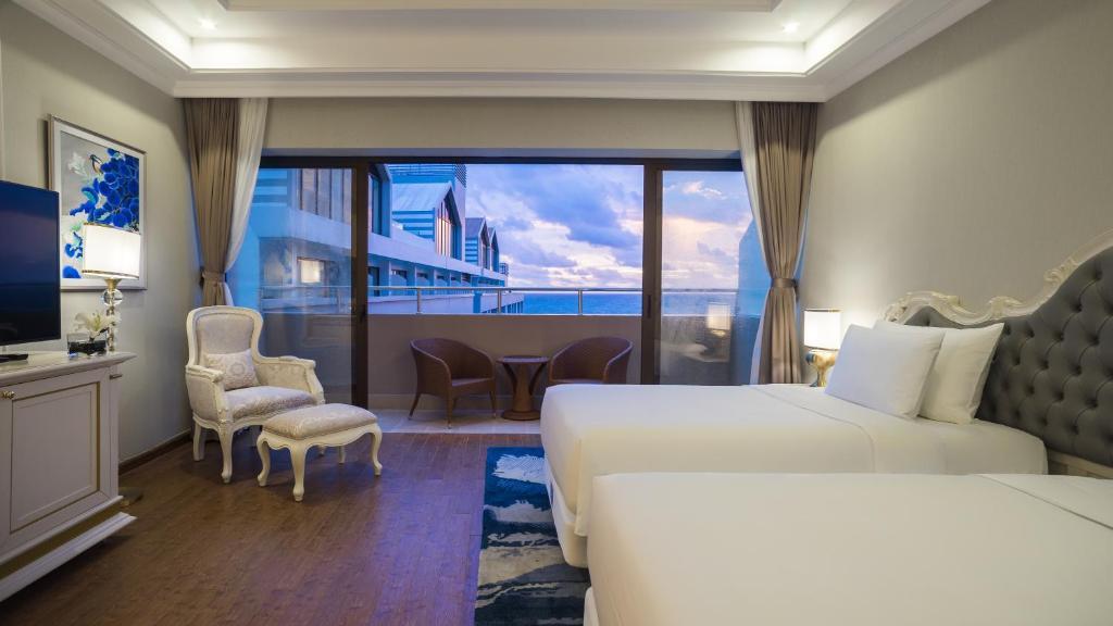 Phòng Deluxe Nhìn Ra Biển