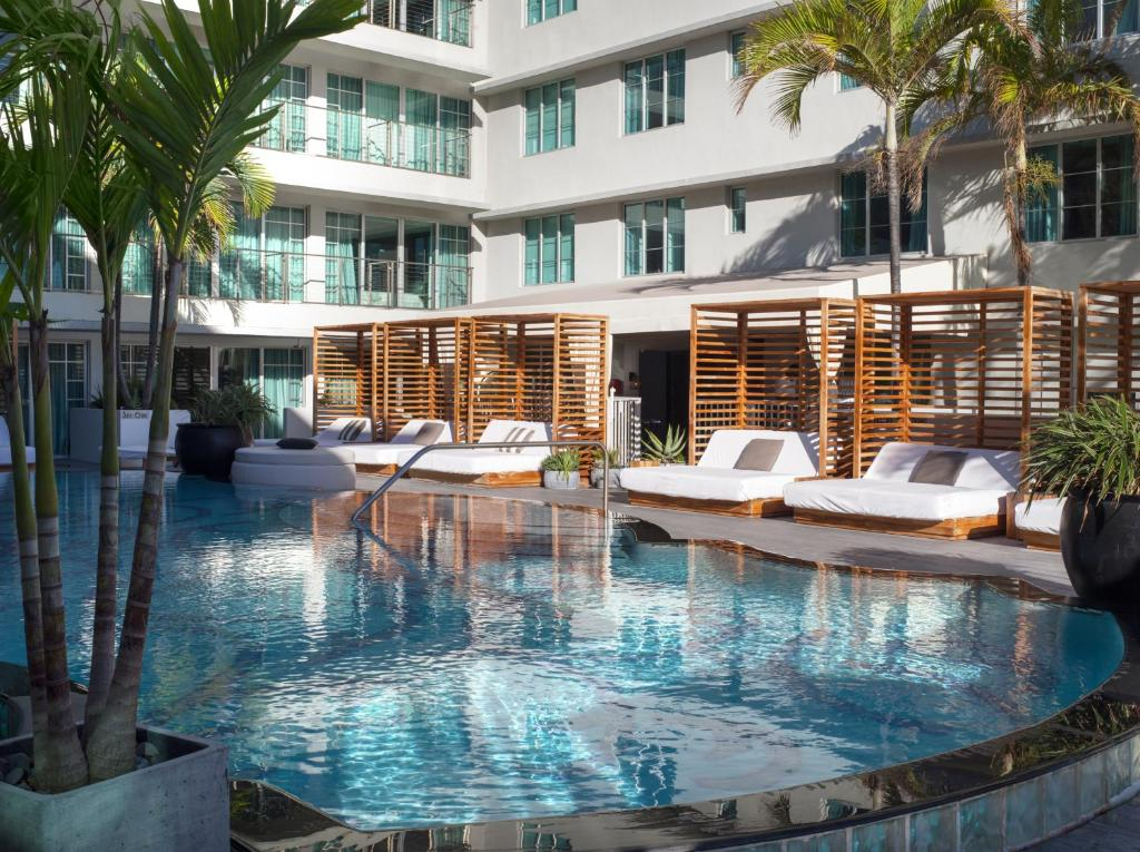 Luxury Hotels In Miami Beach
