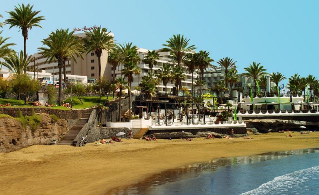 Condo Hotel Palm Beach Playa De Las