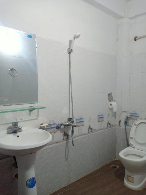 Phòng 2 Giường Đơn Với Phòng Tắm Riêng