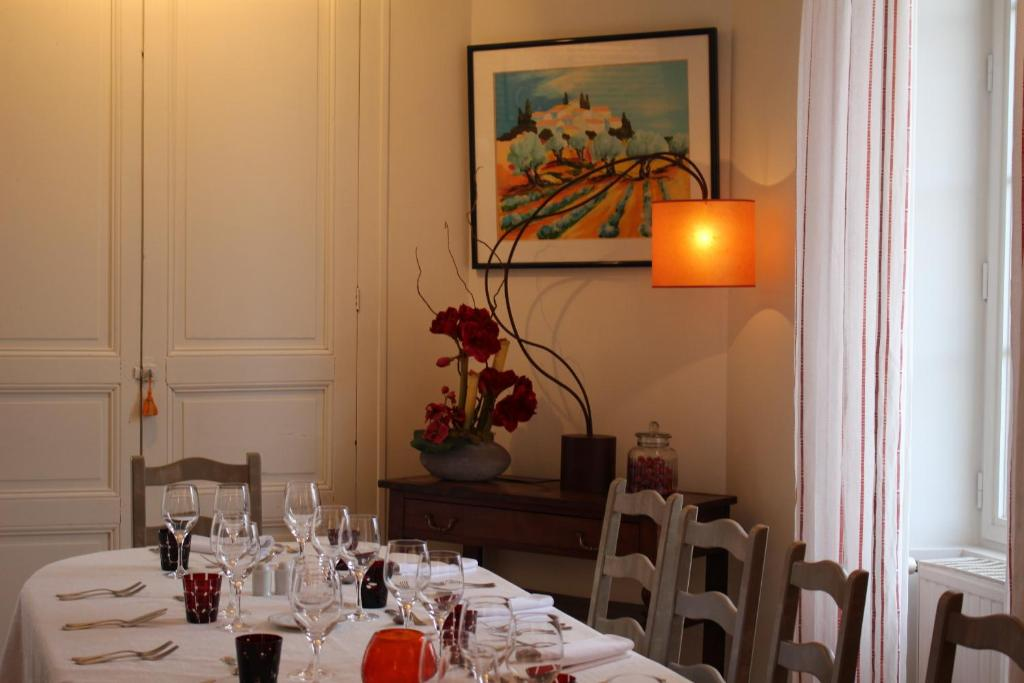 Chambre d'Hôtes de l'abricotier
