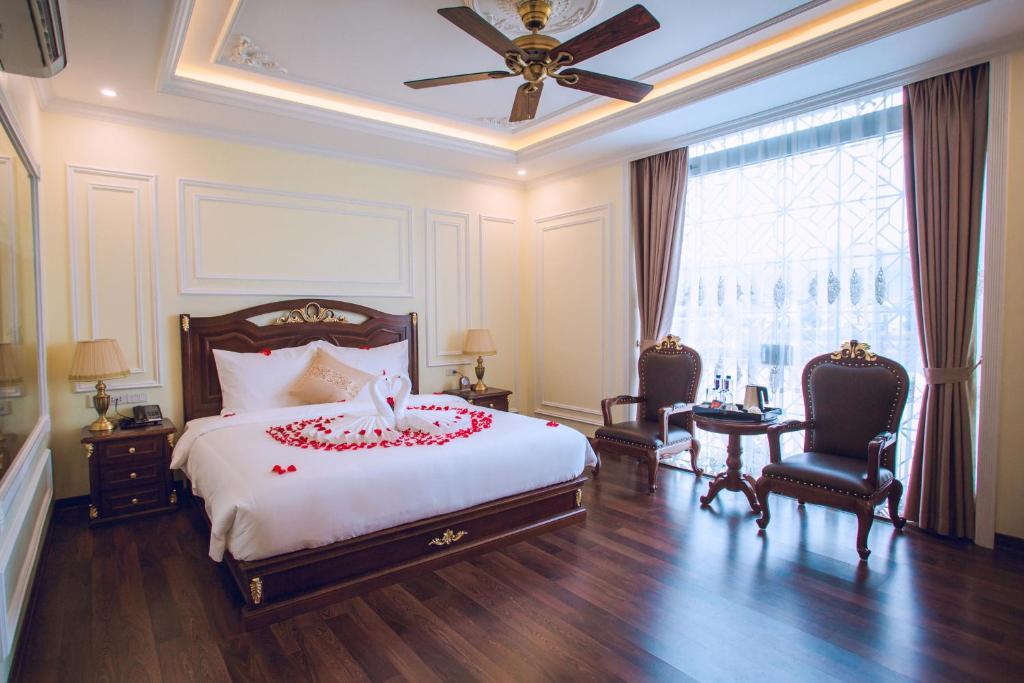 Thái Hà Luxury Hotel