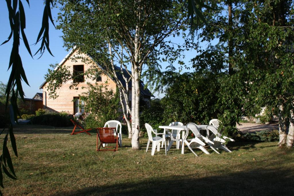 Chambre d'hôtes - Le jardin des Patissons