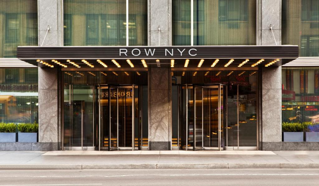 Hotels In New York City >> Hotel Row Nyc At Times Square New York Ny Booking Com