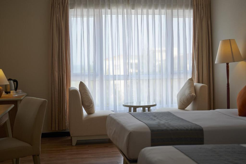 Phòng Superior Có Giường Cỡ King/2 Giường Đơn