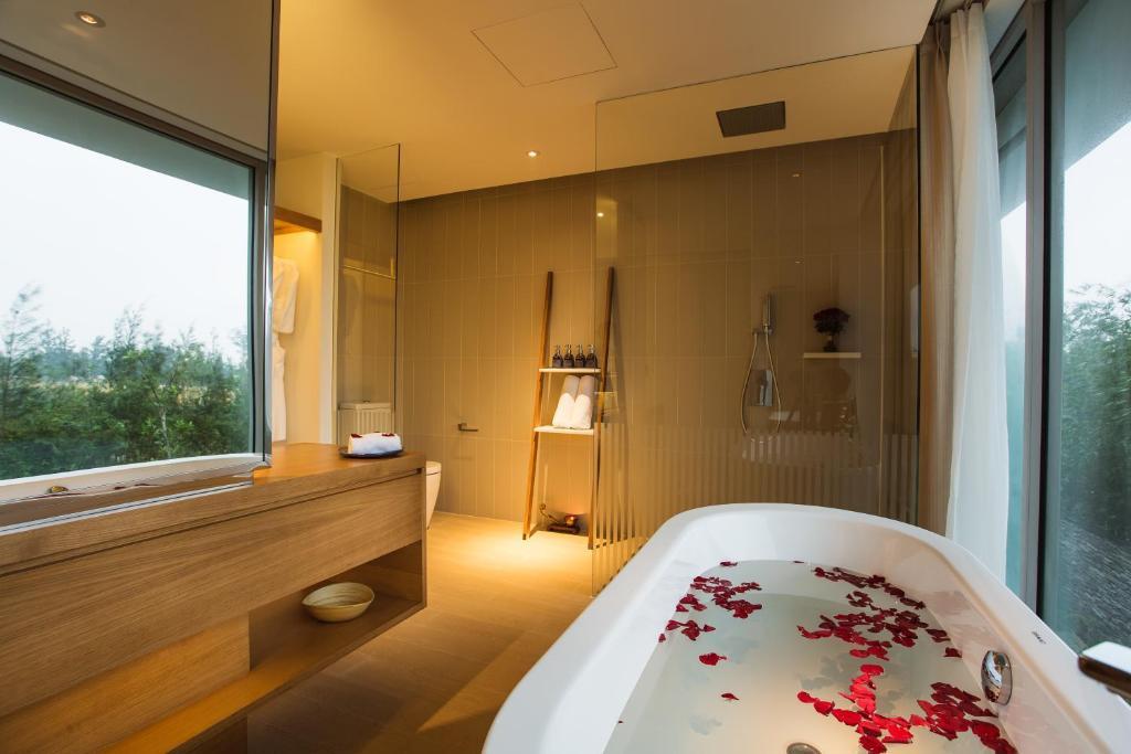 Biệt Thự 2 Phòng Ngủ Có Hồ Bơi Riêng Và Bao Gồm Spa - Trà Chiều Miễn Phí