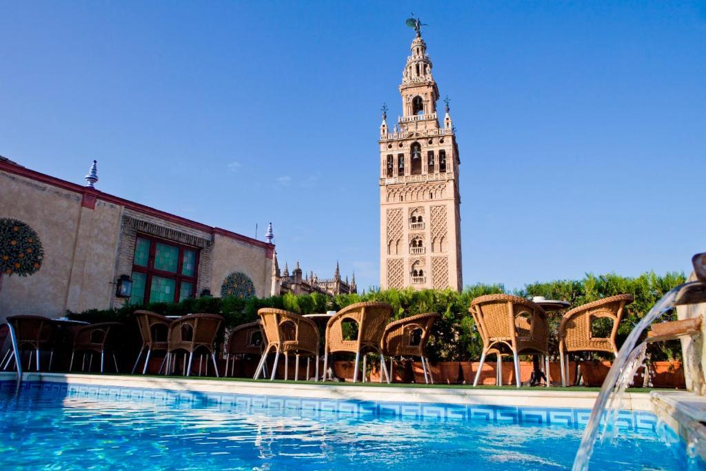 Hotel Doña María España Sevilla Booking Com