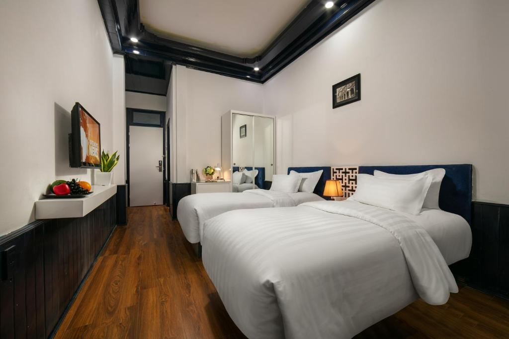 Phòng Tiêu chuẩn Giường Đôi hoặc 2 Giường Đơn