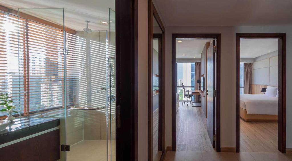 Suite 3 Phòng Ngủ Có Bếp Nhỏ