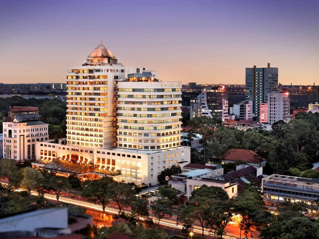 Khách Sạn Sofitel Saigon Plaza