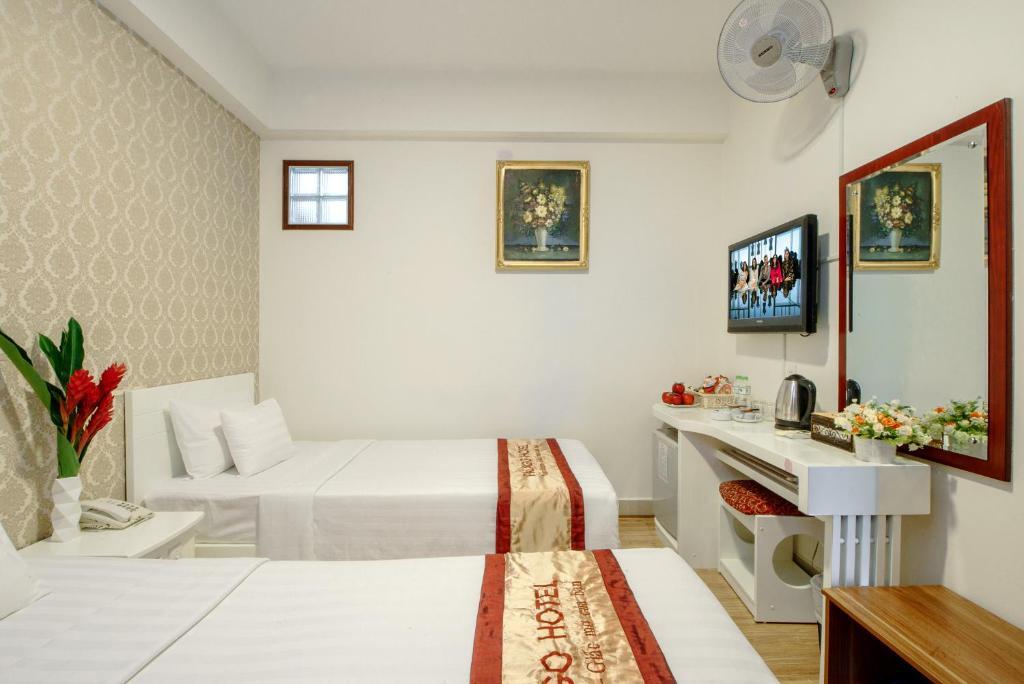 Phòng Superior Giường Đôi hoặc 2 Giường Đơn (Không có Cửa sổ)