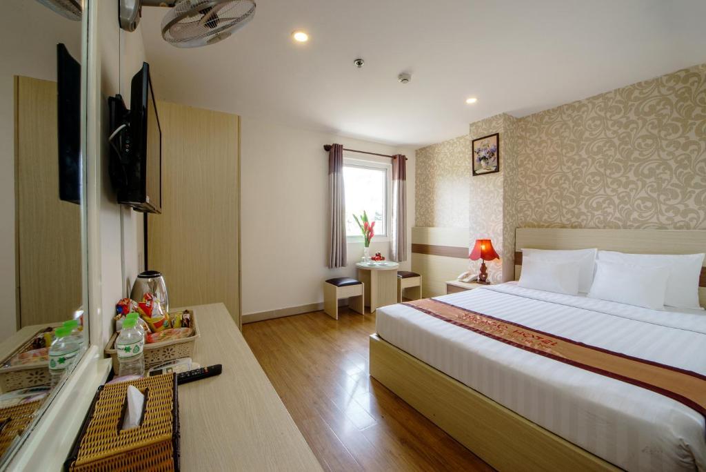 Phòng Deluxe Giường Đôi/2 Giường Đơn Nhìn Ra Công Viên