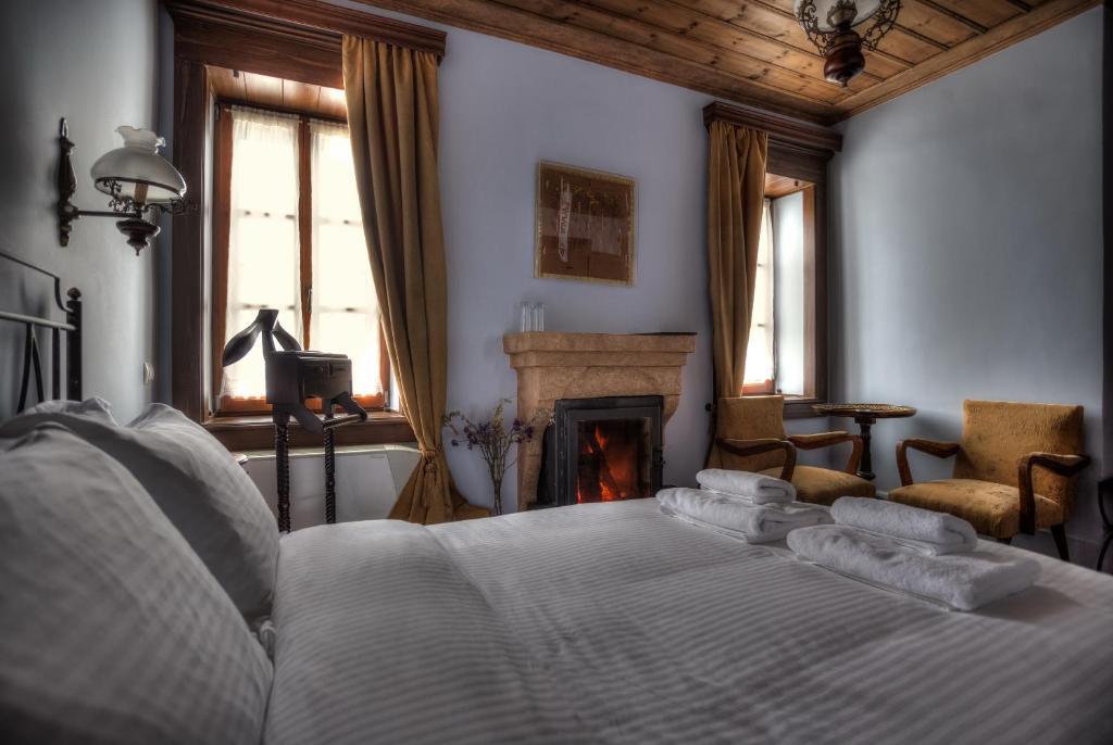 Легло или легла в стая в Nymfes Hotel