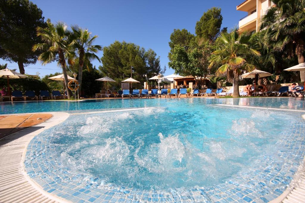 The swimming pool at or near Valentin Paguera Hotel & Suites - Adults Only