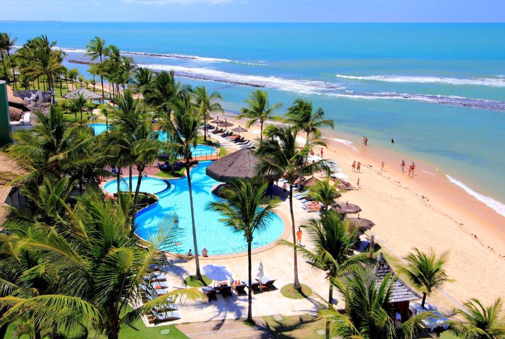 Majoituspaikan Arraial D'ajuda Eco Resort uima-allas tai lähistöllä sijaitseva uima-allas