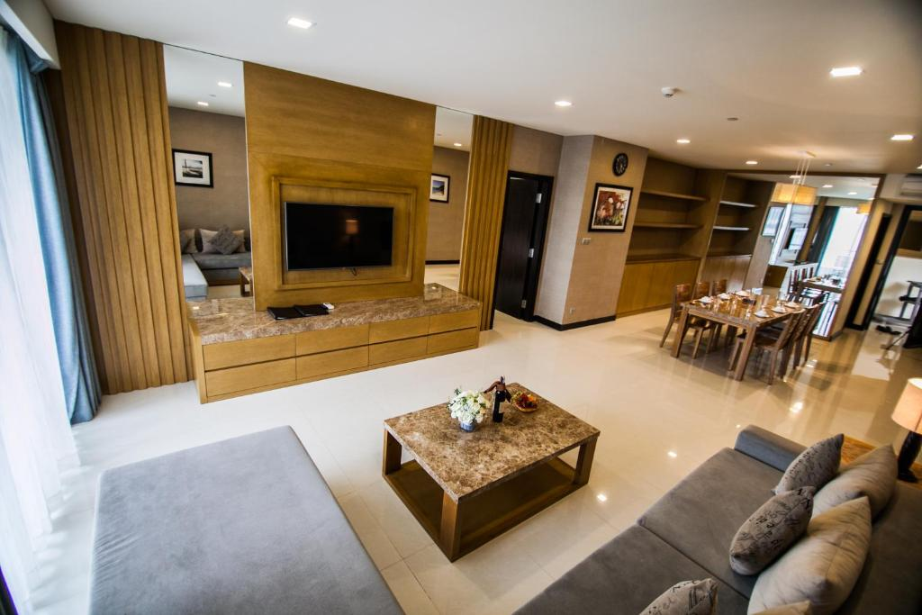 Suite Grand 3 Phòng Ngủ