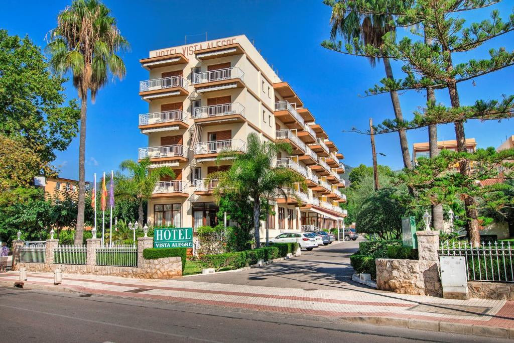 Hotel Vista Alegre, Benicàssim, Spain - Booking.com