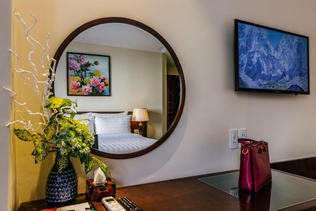 Phòng Luxury Roseland