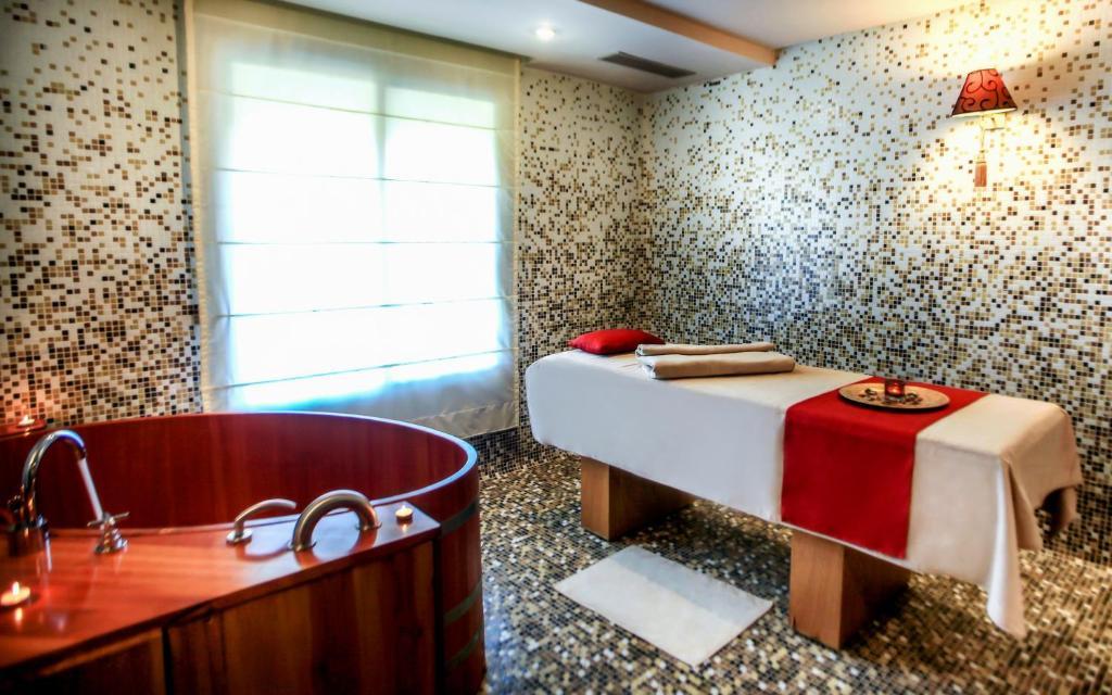 The Russelior Hotel Spa Hammamet Tunisia Booking Com