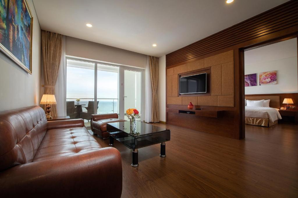 Suite Deluxe Nhìn Ra Biển