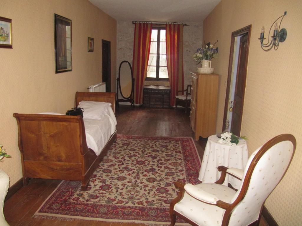 Chambres d'Hôtes Au Vieux Pressoir