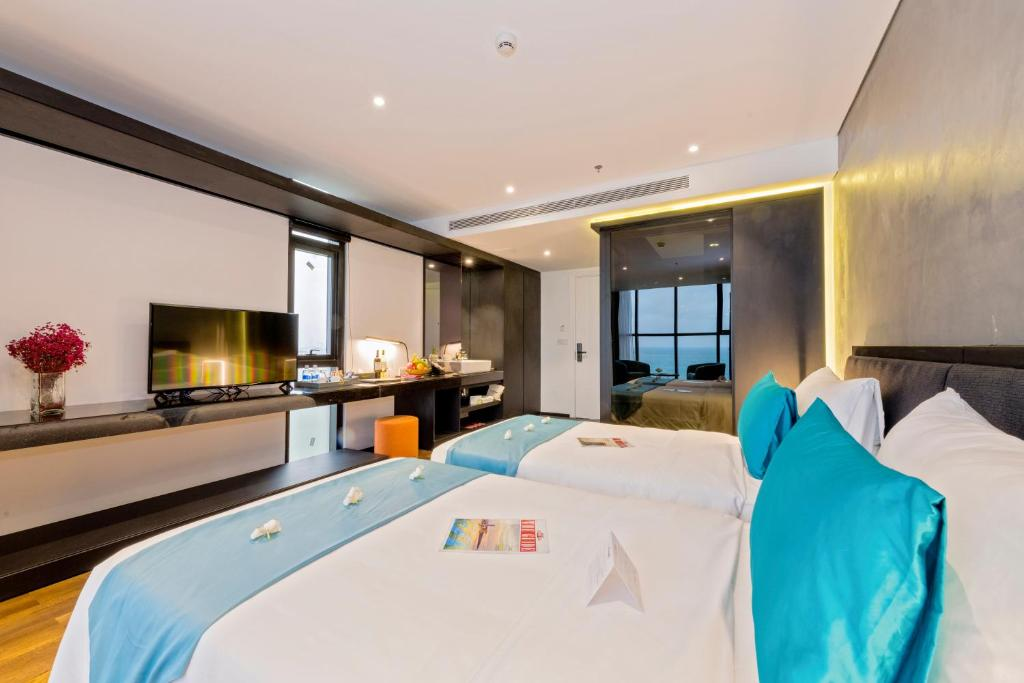 Suite Gia Đình Nhìn Ra Biển